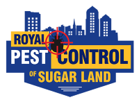 Royal Pest Control Sugar Land Logo